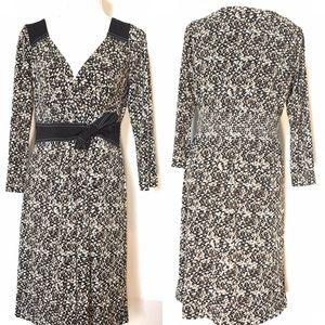S. L. Fashions Multicolored Dress, Sz 8